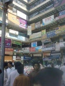 Peshawar Mobile Market