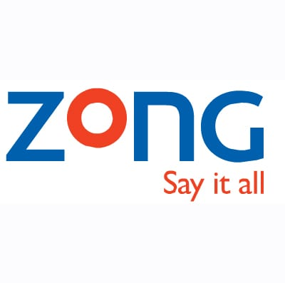 Zong Logo phoneworld
