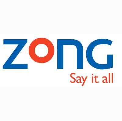 Zong Logo phoneworld
