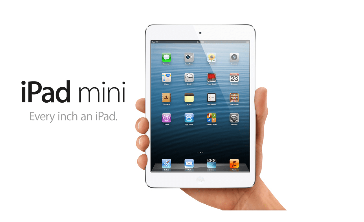 how to set up facetime on ipad mini