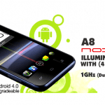QMobile launched its 1st dual-core NOIR A8