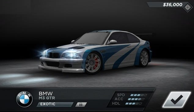 Need For Speed Most Wanted Launches For Ios Android