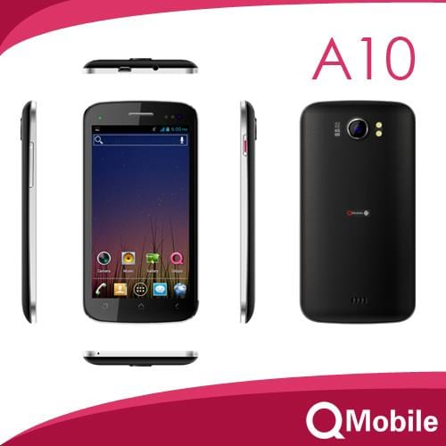 Rom Firmware Qmobile A10 Noir Jelly Be Android