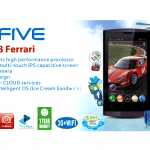 GFive has Launched GFive A78 Ferrari