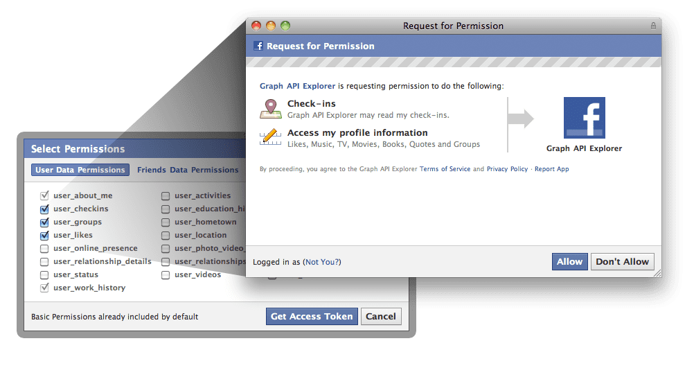 Facebook introduced graph api explorer - PhoneWorld