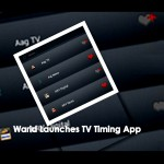 Warid launches TV Timings app