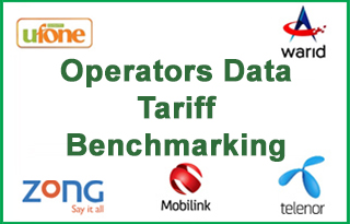 Operators Data Tariff Benchmarking