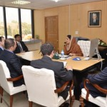 Turk Cell Delegation called on Minister of state for IT