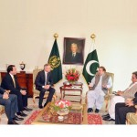 VimpelCom Group CEO Jo Lunder Meets President, PM of Pakistan