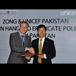 ZonG and UNICEF Join Hands to Defeat Polio in Pakistan