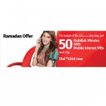 Mobilink Introduces Ramadan Bonus Offer