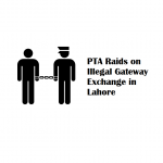 PTA Raids on Illegal Gateway Exchange in Lahore