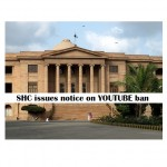 SHC issues notice on YOUTUBE ban