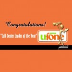 "Ufone wins ""Call Center Leader of the Year"" Award in US"