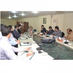 Anusha Meets ITU consultants for E-Governance Roadmap