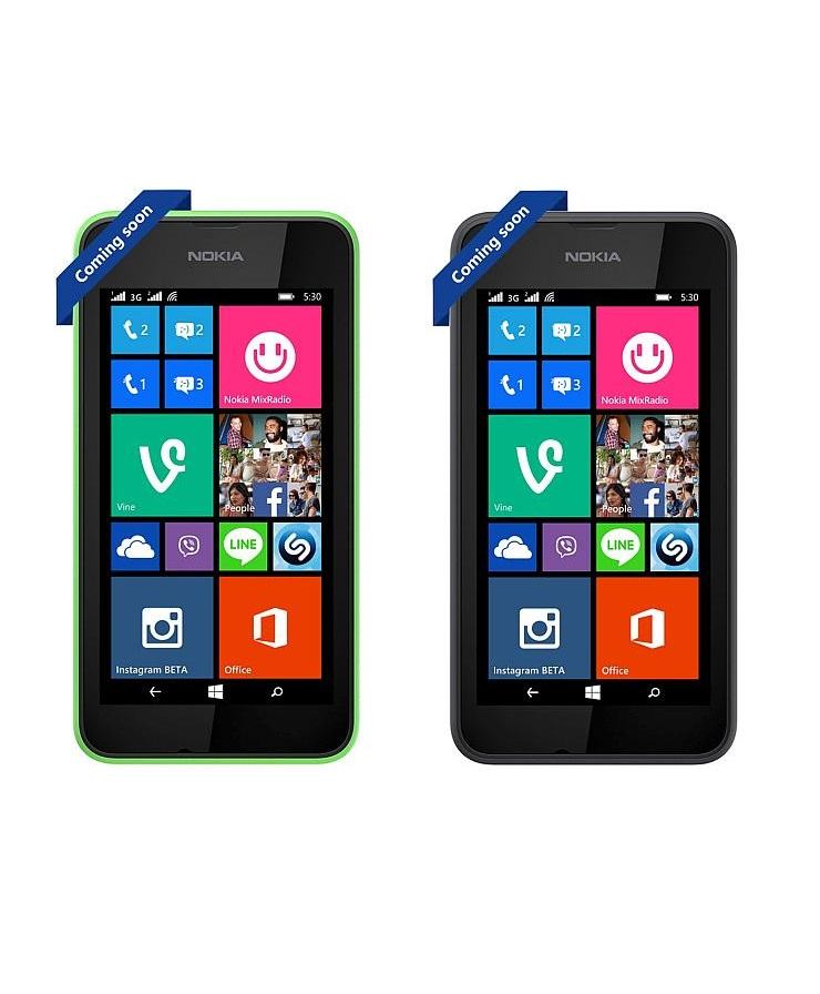 Nokia Launches Lumia 530 Dual SIM With Windows Phone 8.1