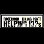 FACEBOOK LIKING ISN'T HELPING IDPS