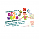 The Growing Interest of DESI Moms in Smartphone Apps