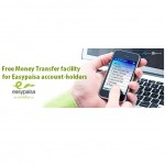 Telenor Offers Free Money Transfer facility for Easypaisa account-holders