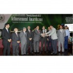 """Wi-tribe gets """"Best Performance Award"""" from President Mamnoon Hussain"""