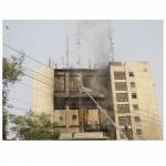 PTCL Restores the services in Lahore after Sunday night fire