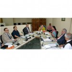 Secretary IT  Meets Board of Governors of Telecom Foundation
