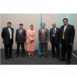Anusha Rehman Attends (ITU) Plenipotentiary Conference 2014 in Korea