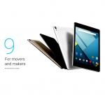 Google Announces 8.9 inch Nexus 9