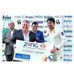 Zong Congratulates Misbah ul Haq and Team Pakistan