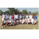 Telenor Wins the Telecom Football League Games