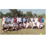 Telenor Wins the Telecom Football League Games