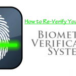 How to Re-Verify Your SIM through Biometric Verification System