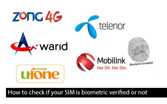 Check Your Sim Is Verified Or Not