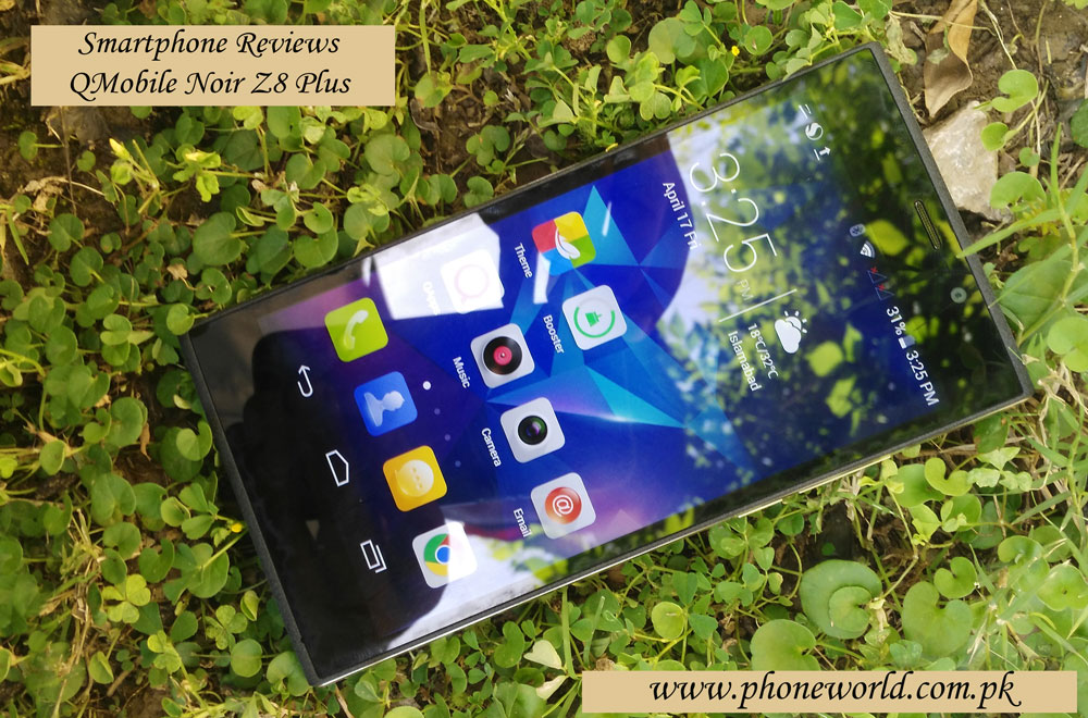 QMobile Noir Z8 Plus Review