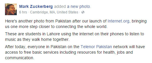 Mark Faced Criticism from Pakistanis for Portraying Wrong Image of Pakistan