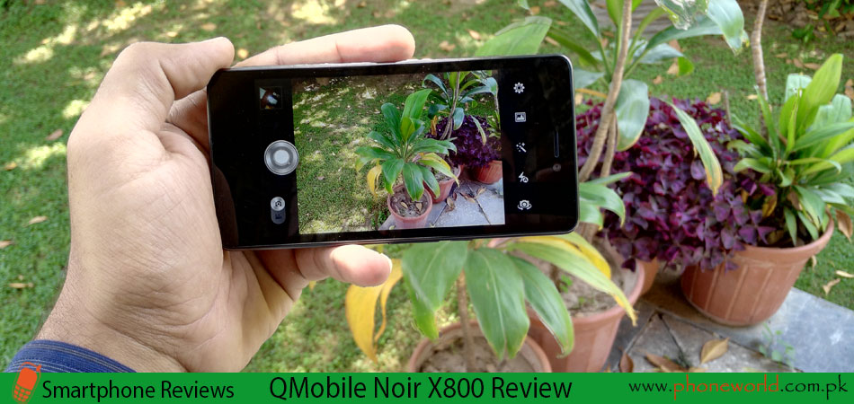 QMobile Noir X800 Review