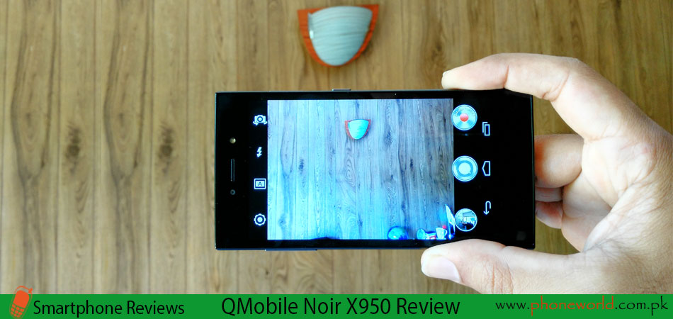 QMobile Noir X950 Review