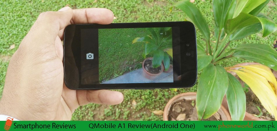 QMobile A1 Review