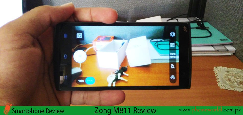 Zong M811 Review