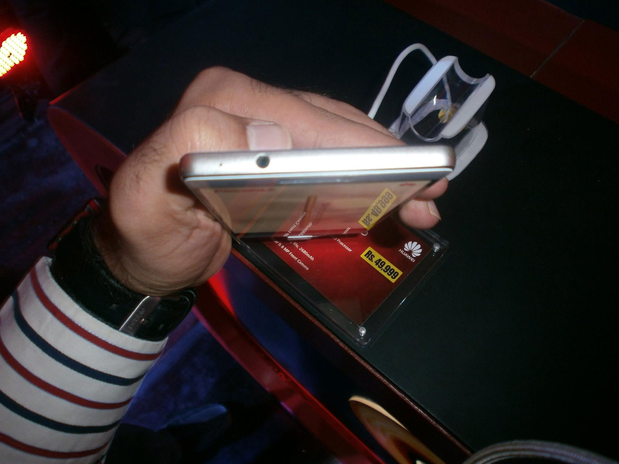Huawei Launched Huawei P8 in Pakistan