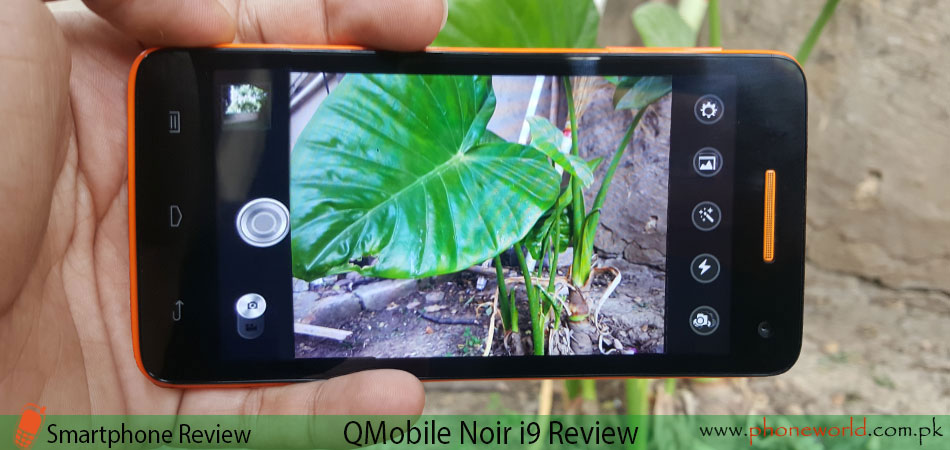 QMobile Noir i9 Review