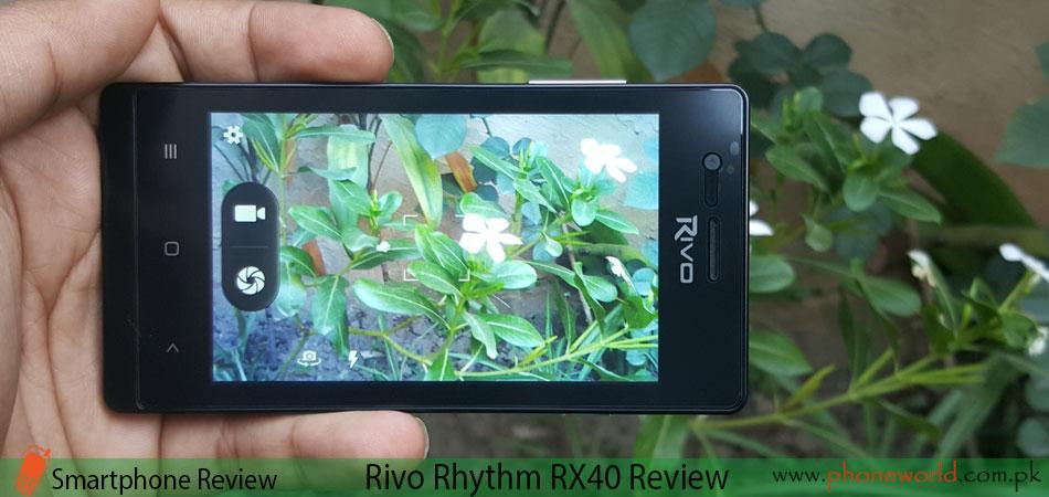 RIVO Rhythm RX40 Review
