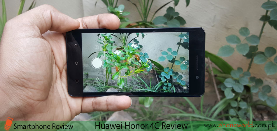 Huawei Honor 4C Review