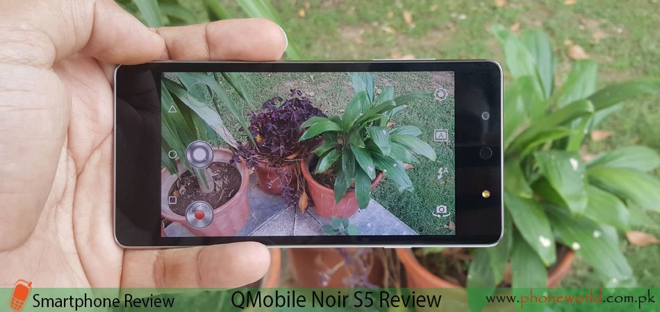 QMobile Noir S5 Review