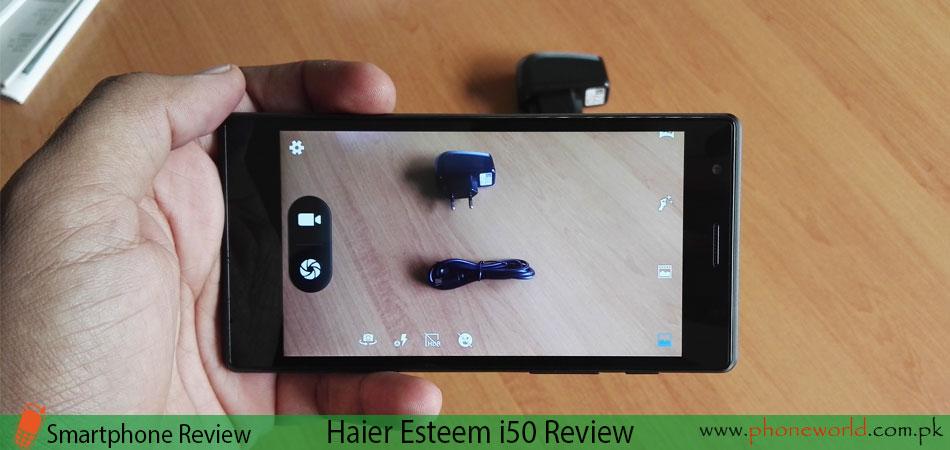 Haier Esteem i50 Review