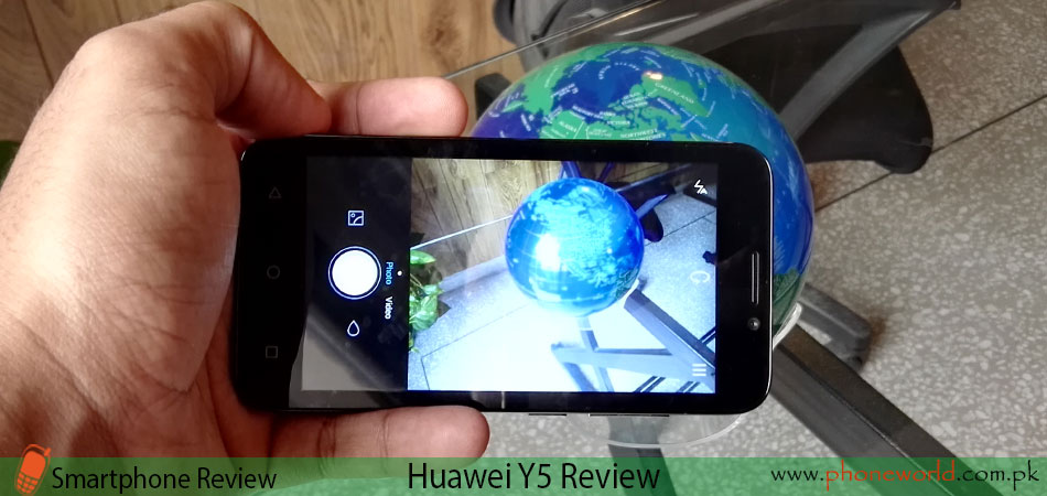 Huawei Y5 Review