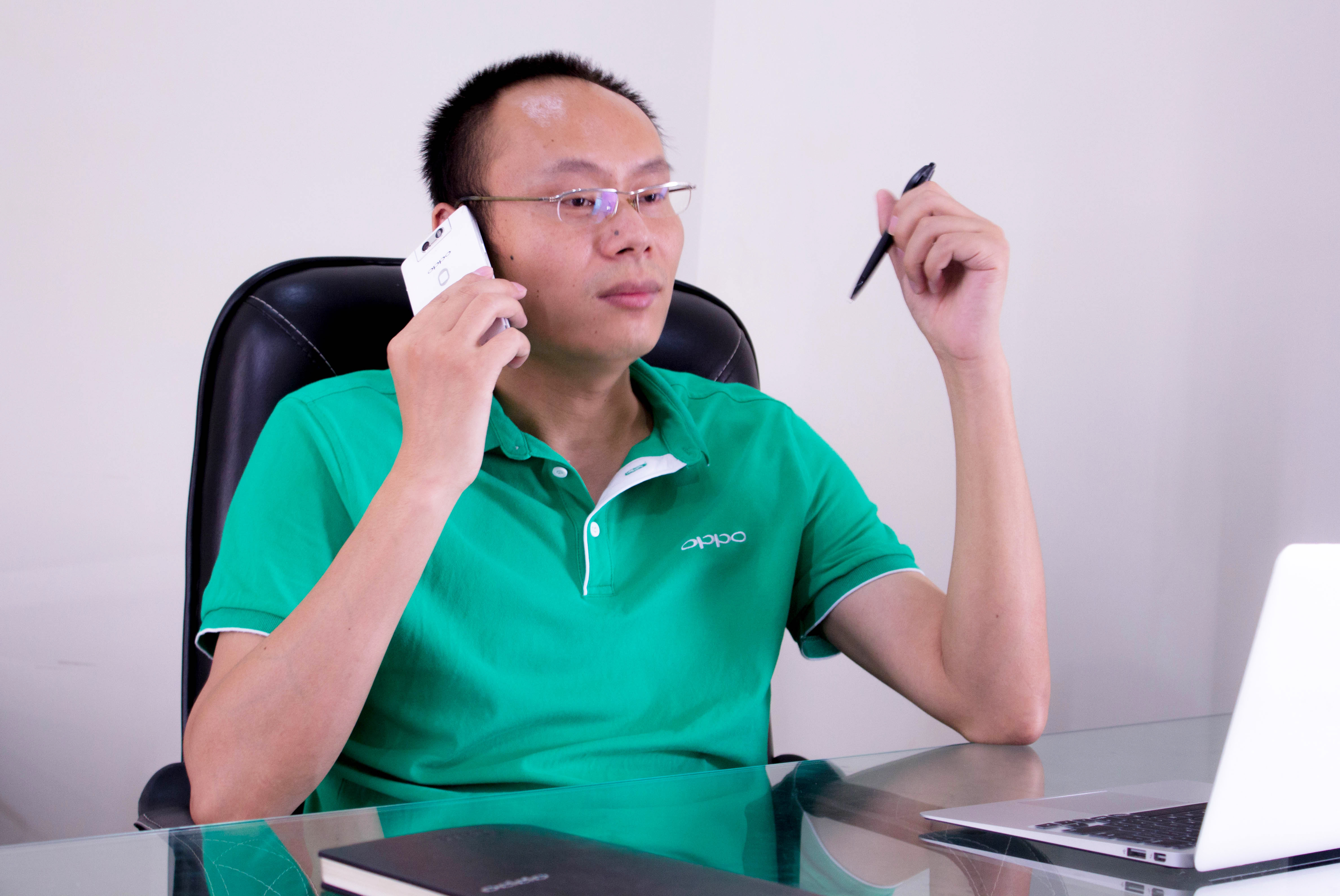 OPPO CEO
