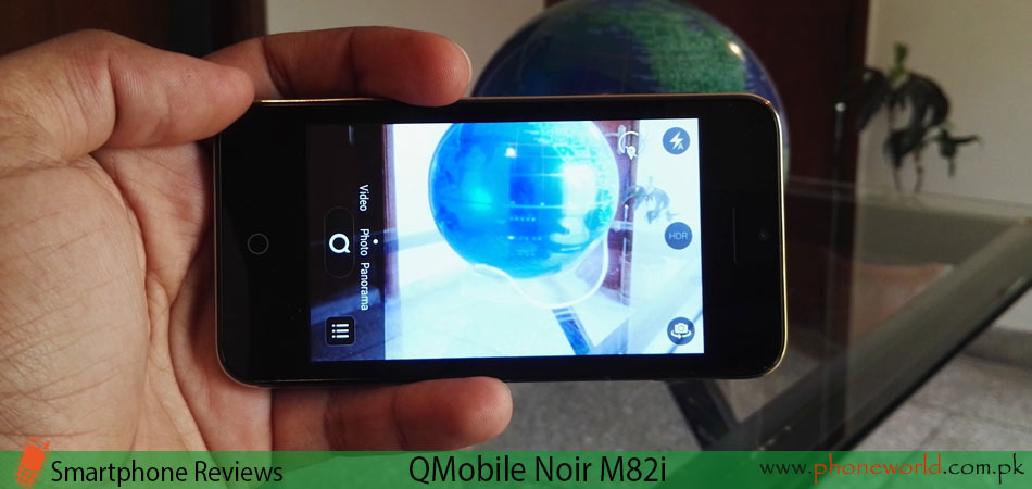 QMobile Noir M82 Specifications and Review