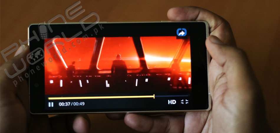 QMobile Noir E8 Review
