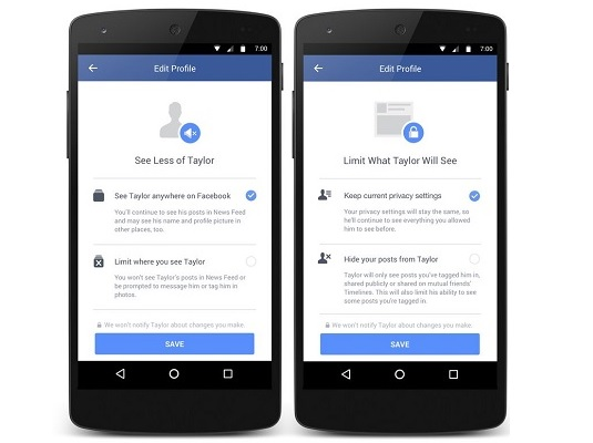 Facebook Launches Break-up tool to manage content of Unwanted Friends